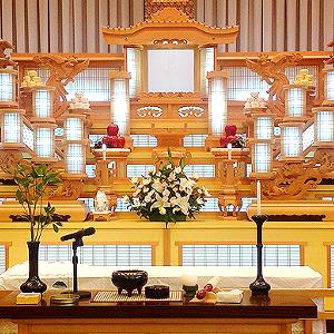 葬祭センターの紹介のイメージ